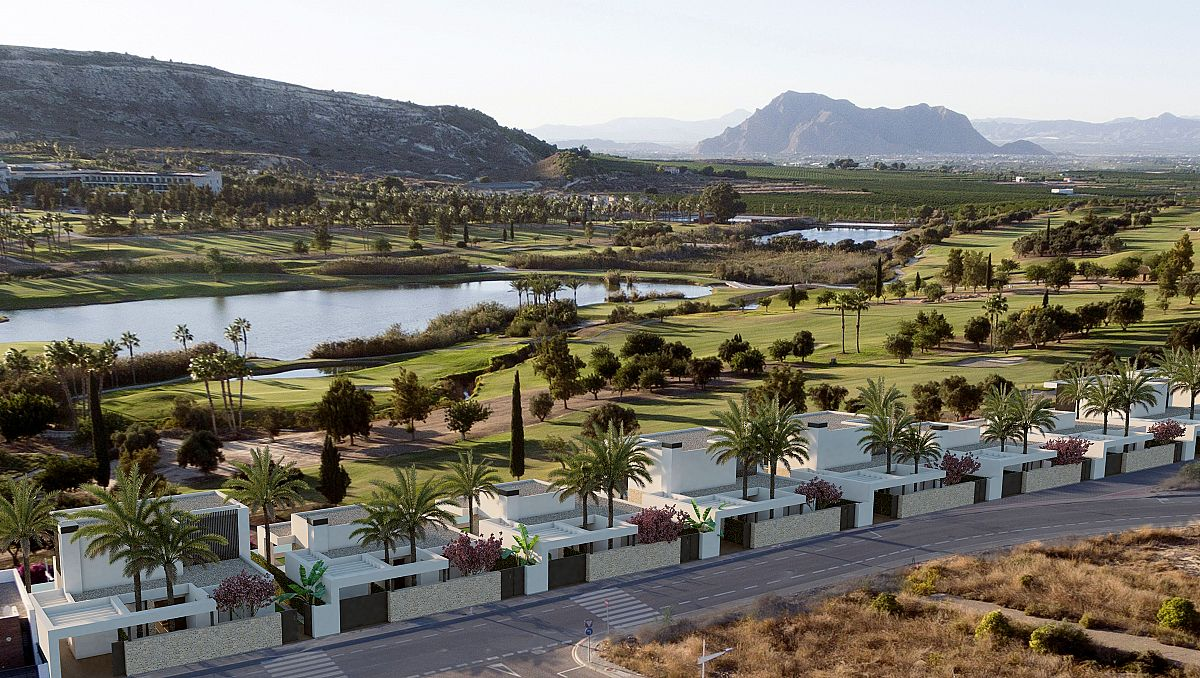 La Finca Golf - DroomHuisSpanje