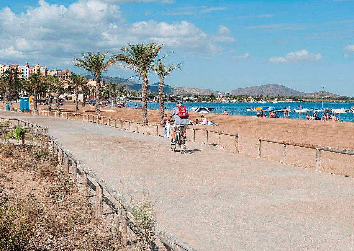 Playa Honda Costa Cálida