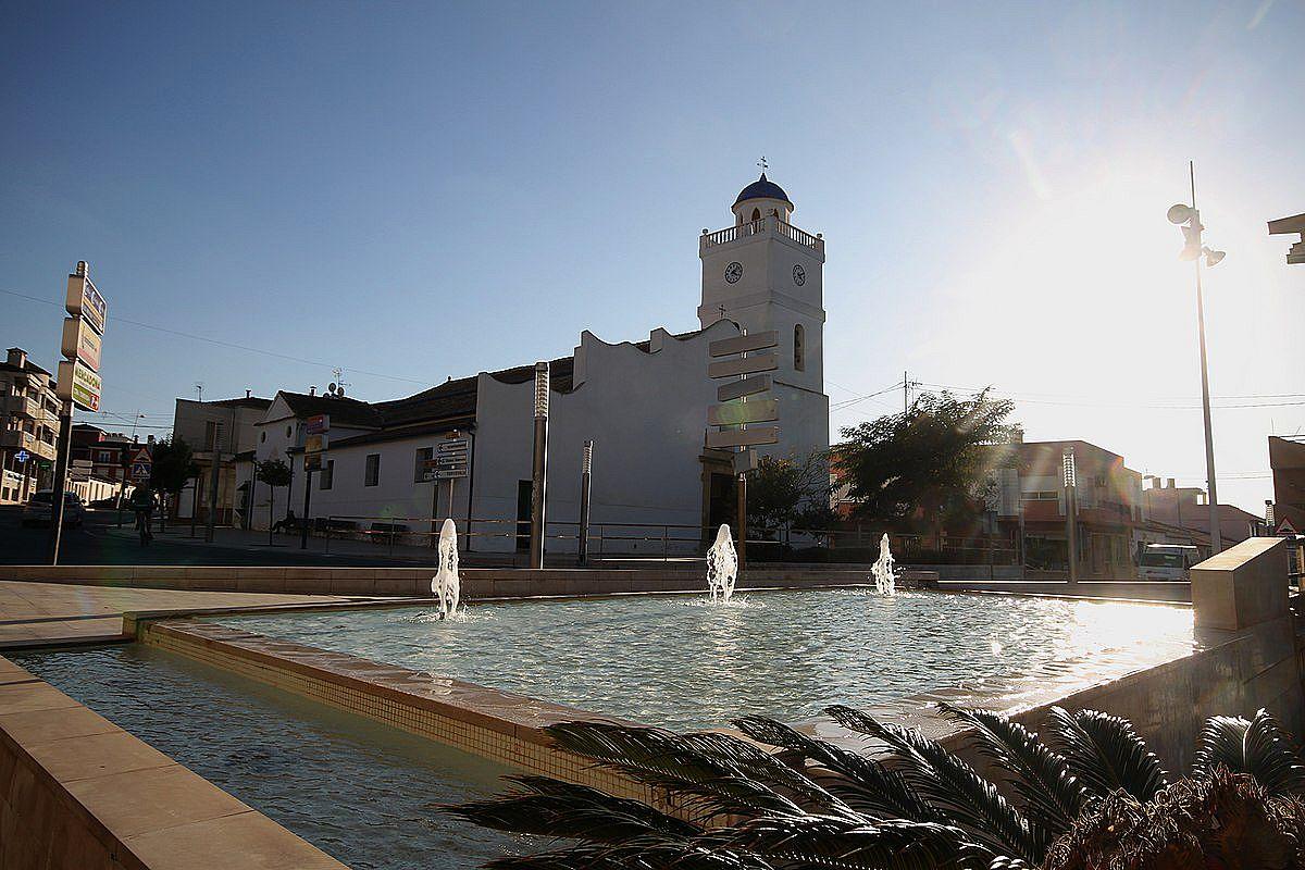 Benijófar Costa Blanca Zuid