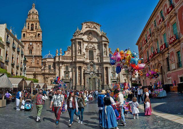 Murcia - DroomHuisSpanje