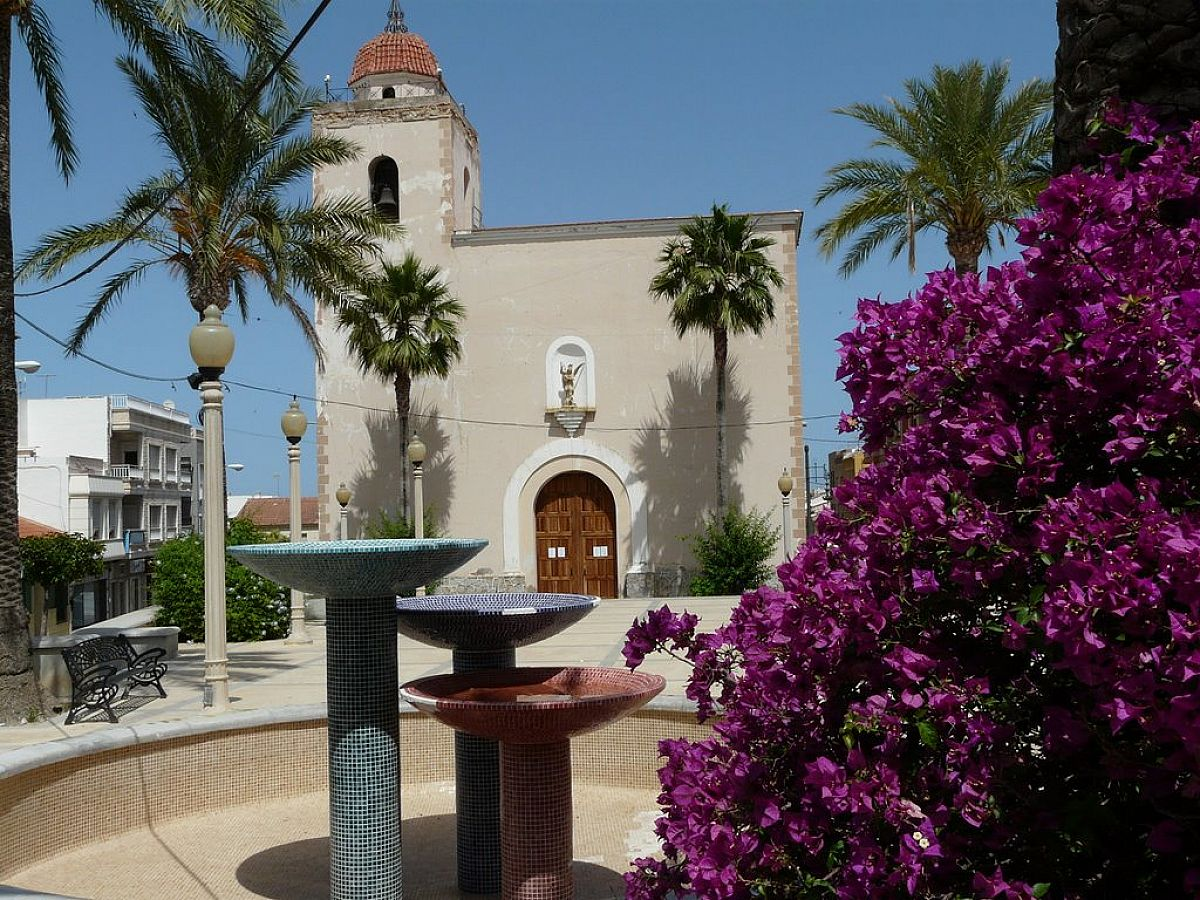 San Miguel de Salinas Costa Blanca Zuid