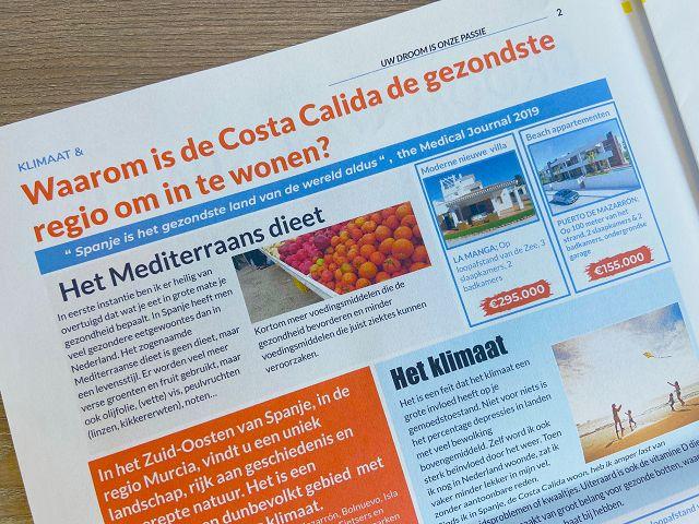 Spanje is officieel het gezondste land in Europa om in te wonen deel 2 - DroomHuisSpanje