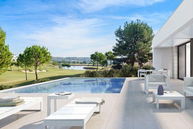 De huizenmarkt in Spanje schiet naar grote hoogte op dit moment