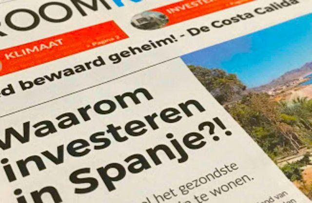 SPAREN OF INVESTEREN IN EEN VAKANTIEWONING IN SPANJE - DroomHuisSpanje